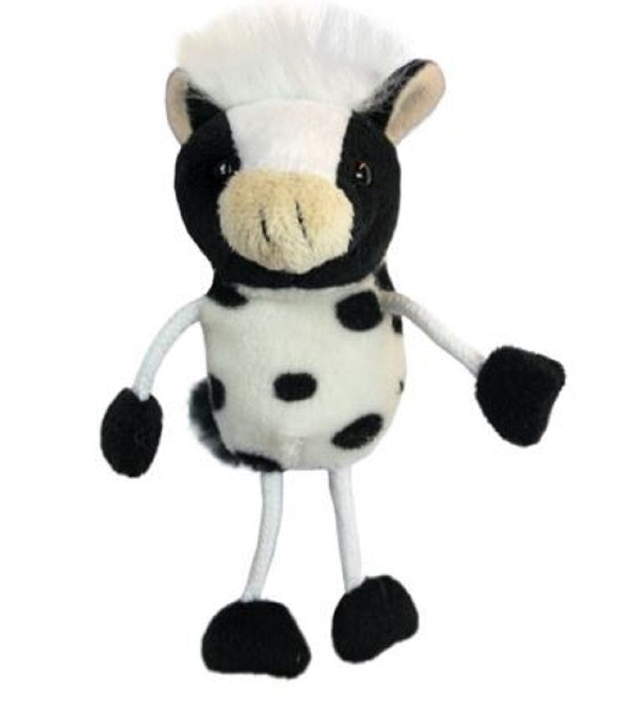 Cow Finger Puppet by The Puppet Company