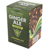 Brew It Yourself Ginger Ale Kit By Copernicus Toys - Off The Wall Toys and Gifts