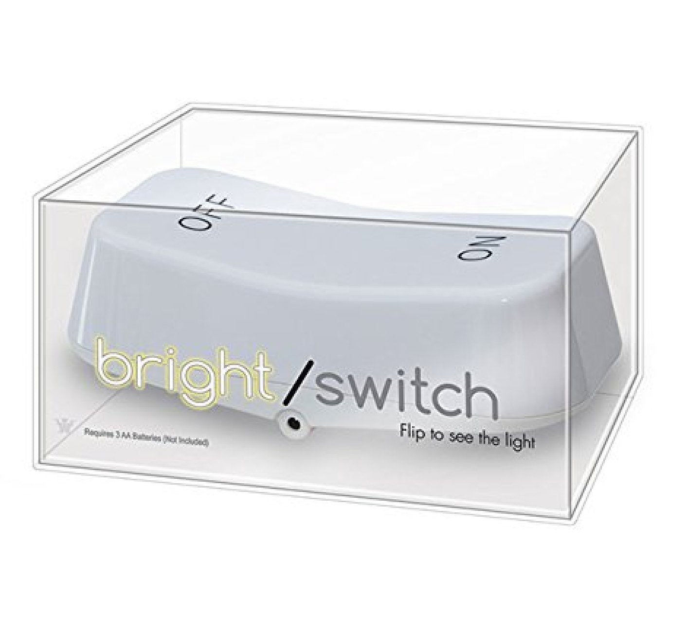 Bright Switch - On/Off Switch Battery Powered Night Light by Westminster