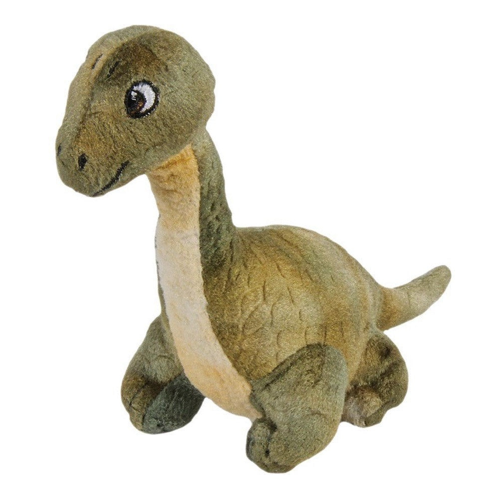Brontosaurus Dinosaur Finger Puppet by The Puppet Company
