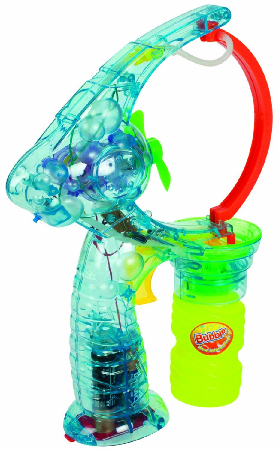 Light-Up Colossal Bubble Blower by Toysmith - Off The Wall Toys and Gifts