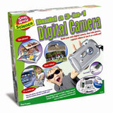Build a 3-in-1 Digital Camera by Small World Toys - Off The Wall Toys and Gifts
