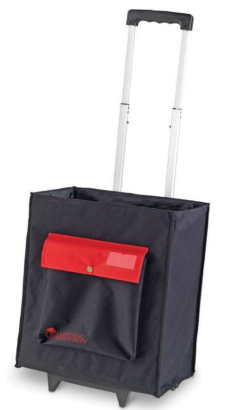 A+ Carry-All Wheeled Tote Bag - Off The Wall Toys and Gifts