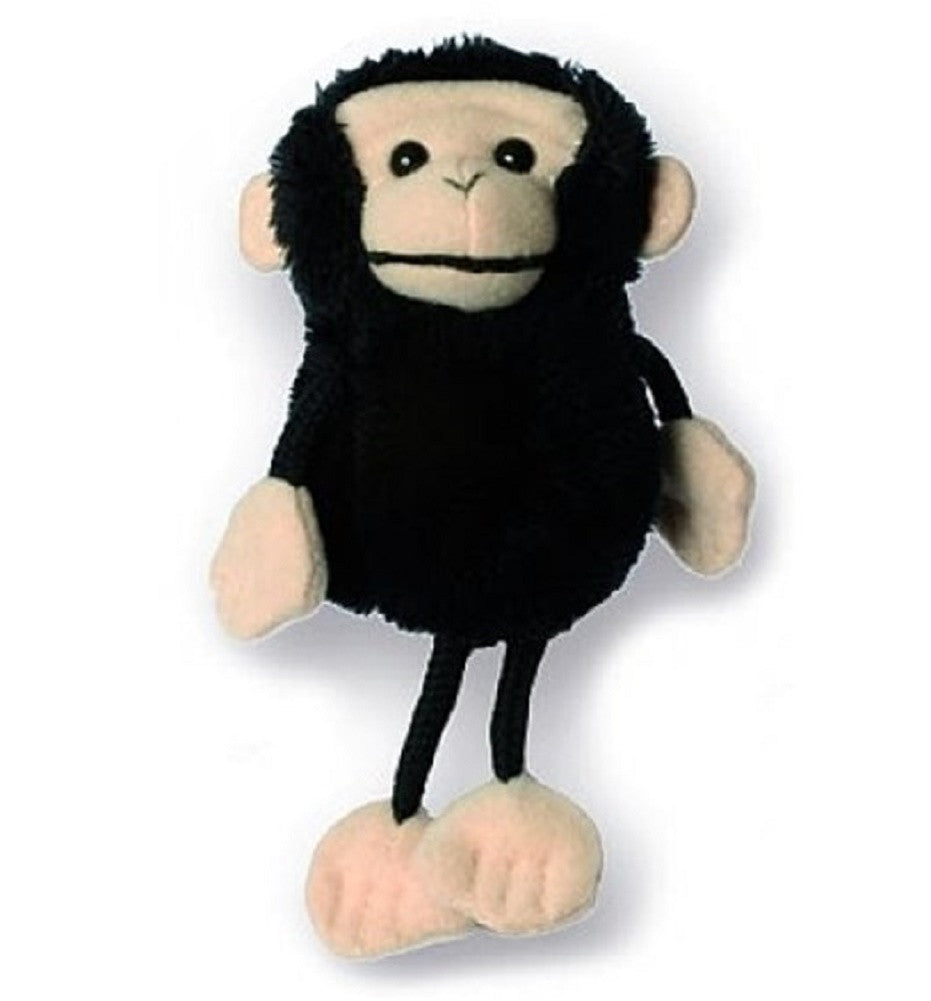 Chimp Finger Puppet by The Puppet Company