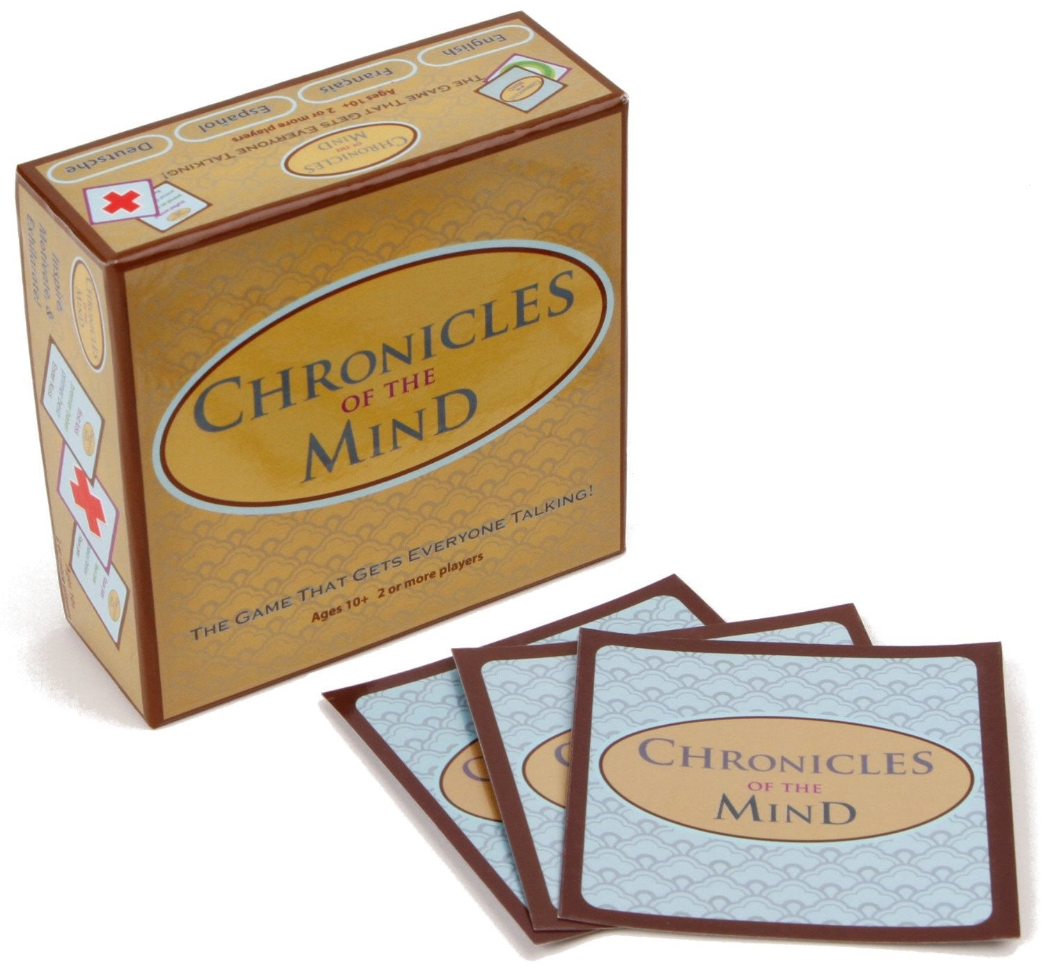Chronicles of the Mind Game by Griddly Games - Off The Wall Toys and Gifts
