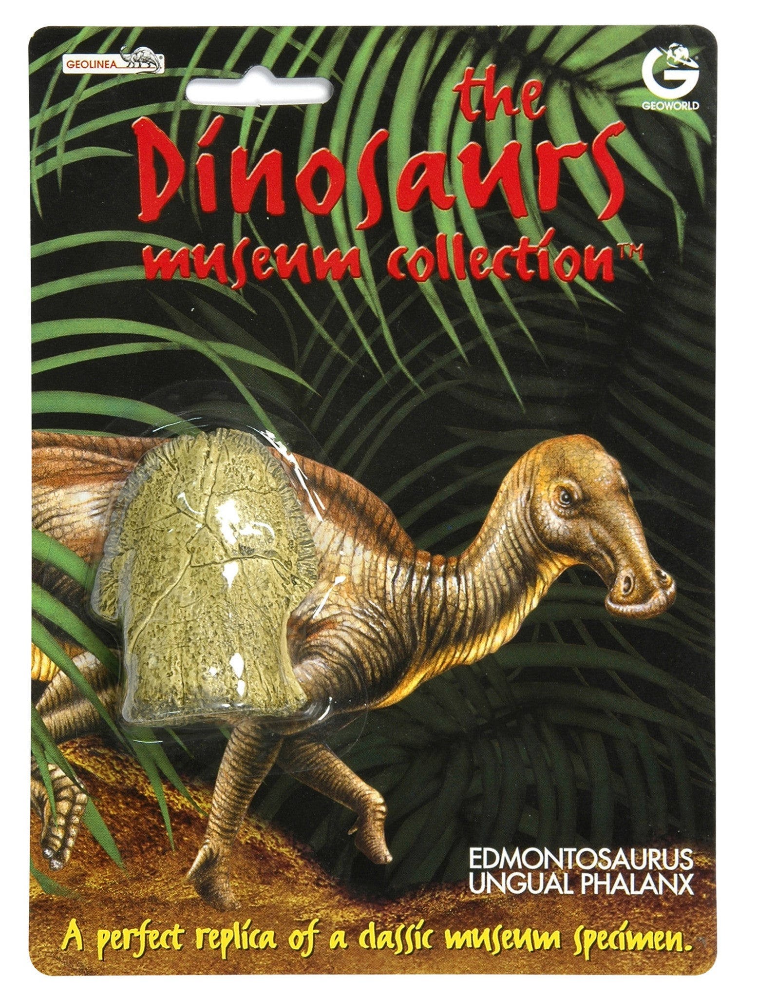 Edmontosaurus Ungual Phalanx Replica - Dinosaur Perfect Replica by Geoworld - Off The Wall Toys and Gifts