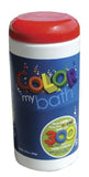 Color My Bath Tablets 300 Pack - Off The Wall Toys and Gifts