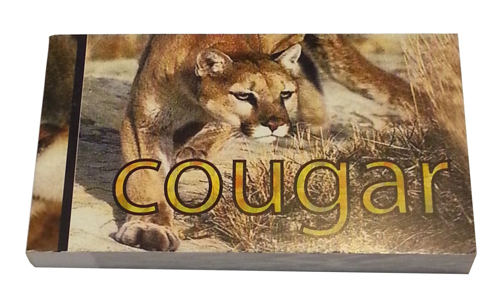 Cougar Flipbook - Off The Wall Toys and Gifts