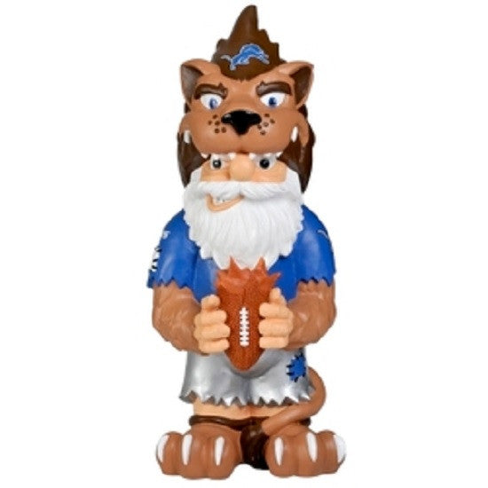 Detroit Lions Thematic Team Garden Gnome - Off The Wall Toys and Gifts