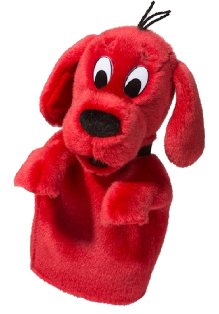 Clifford the Big Red Dog - Plush Hand Puppet