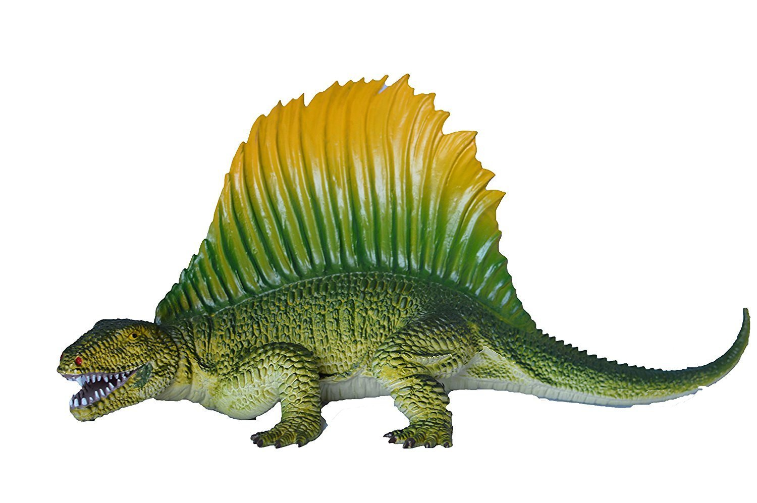 17 Inch Jumbo Dimetrodon Replica by Mamejo Nature