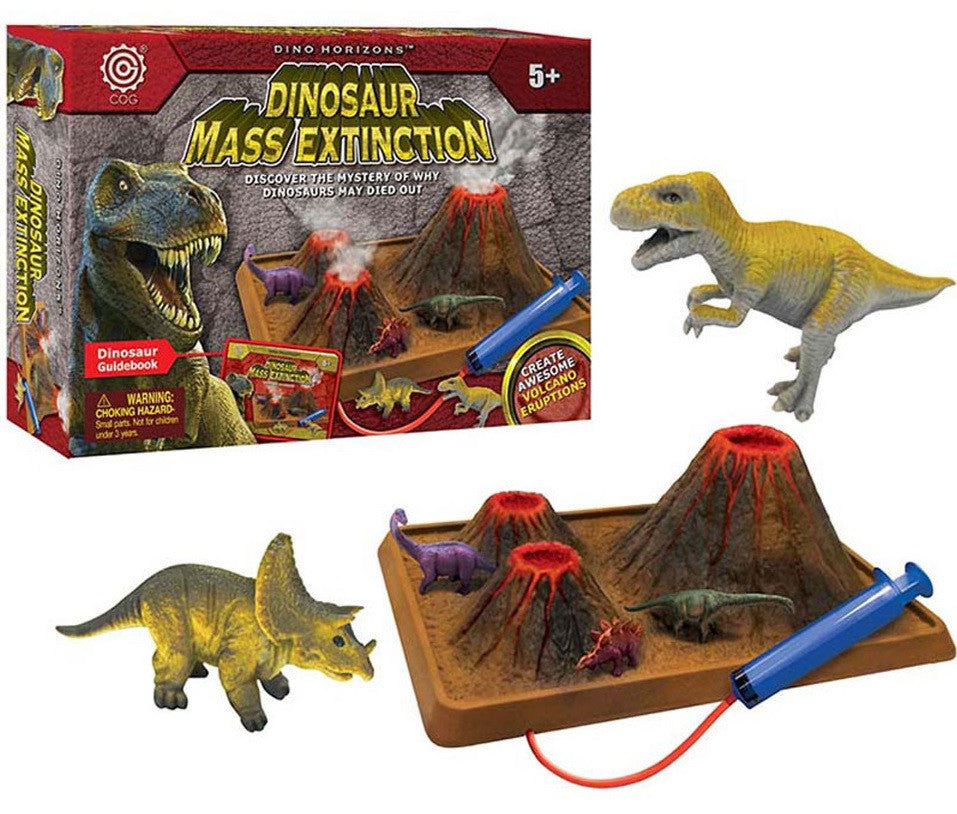 Dino Horizons - Dinosaur Mass Extinction, by Tedco - Off The Wall Toys and Gifts