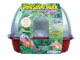 Dinosaur Park Windowsill Greenhouse Kit w/Seeds - Off The Wall Toys and Gifts