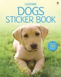 Dogs Sticker Book Usborne New Over 90 Large Stickers - Off The Wall Toys and Gifts