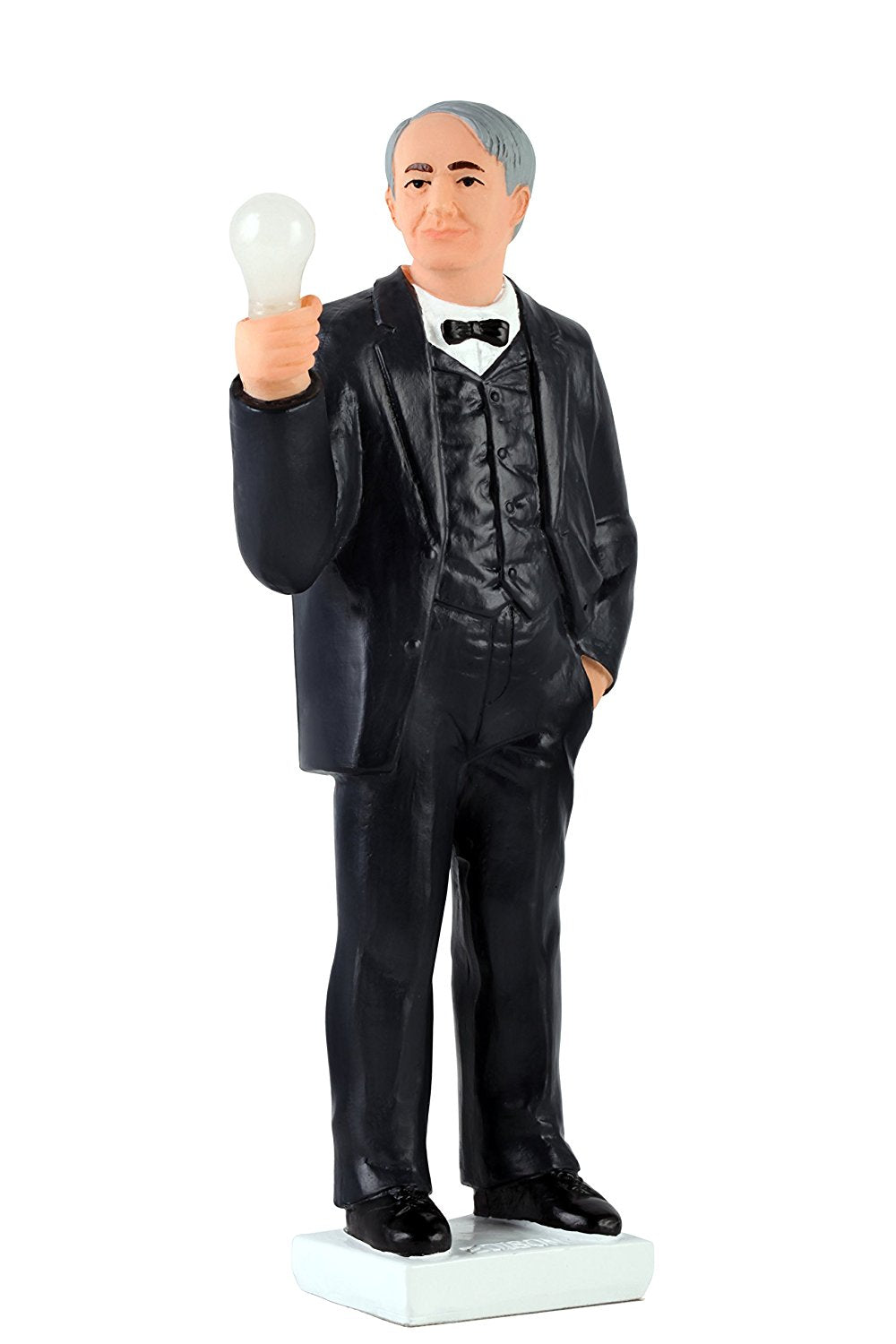 Edison Solar Powered Figurine By Kikkerland