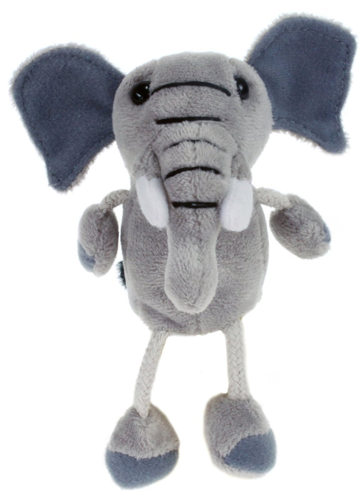 Elephant Finger Puppet by The Puppet Company