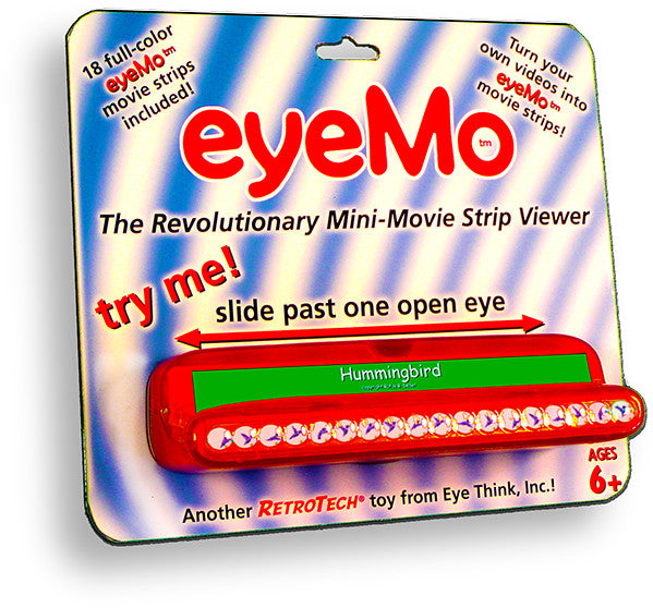 EyeMo Optical Animation Toy - Off The Wall Toys and Gifts