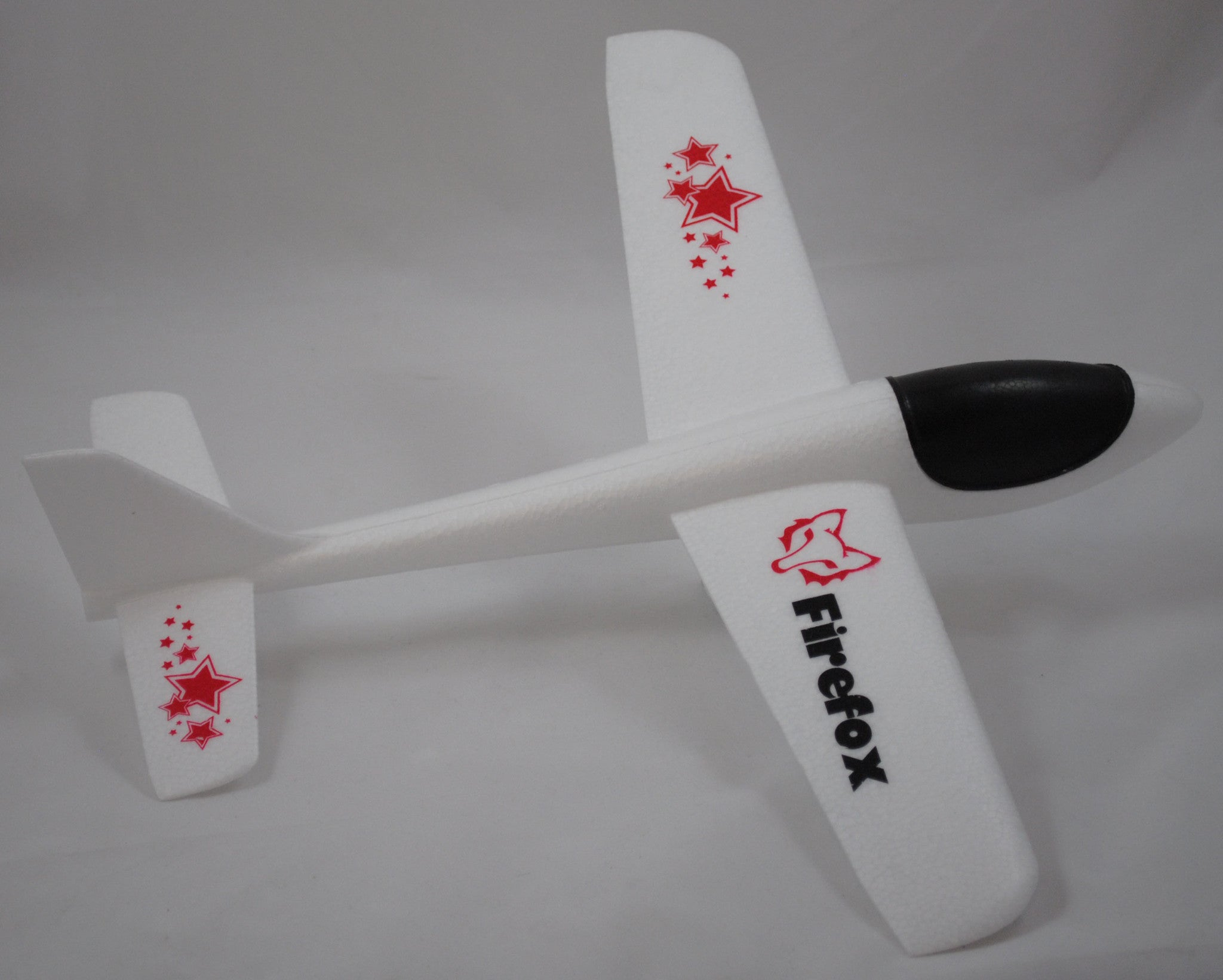 Mini-Hand Launch Plane by FireFox - FIREFOX Glider - Off The Wall Toys and Gifts