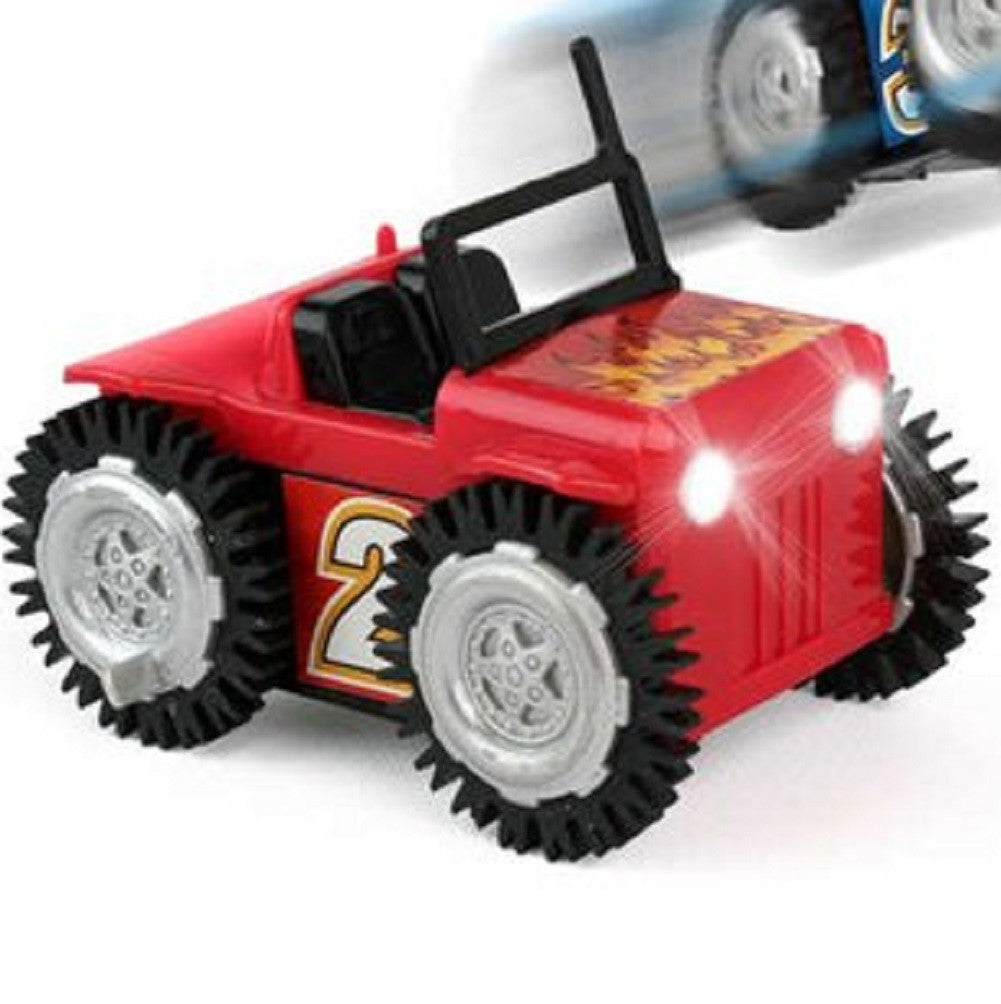 Micro Flip Trux Red Flamer by Toysmith - Off The Wall Toys and Gifts