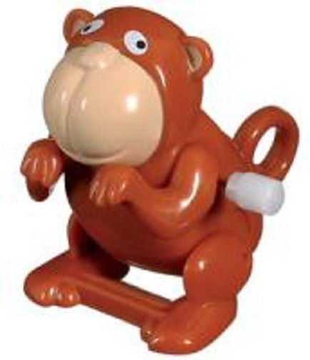 Flippin' Animal Wind-Up Monkey