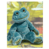 Frog Pudgie Cuddle Plush by Douglas Toys