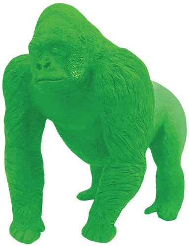 Green Science Endangered Wildlife Giant GORILLA Pencil Eraser - Off The Wall Toys and Gifts