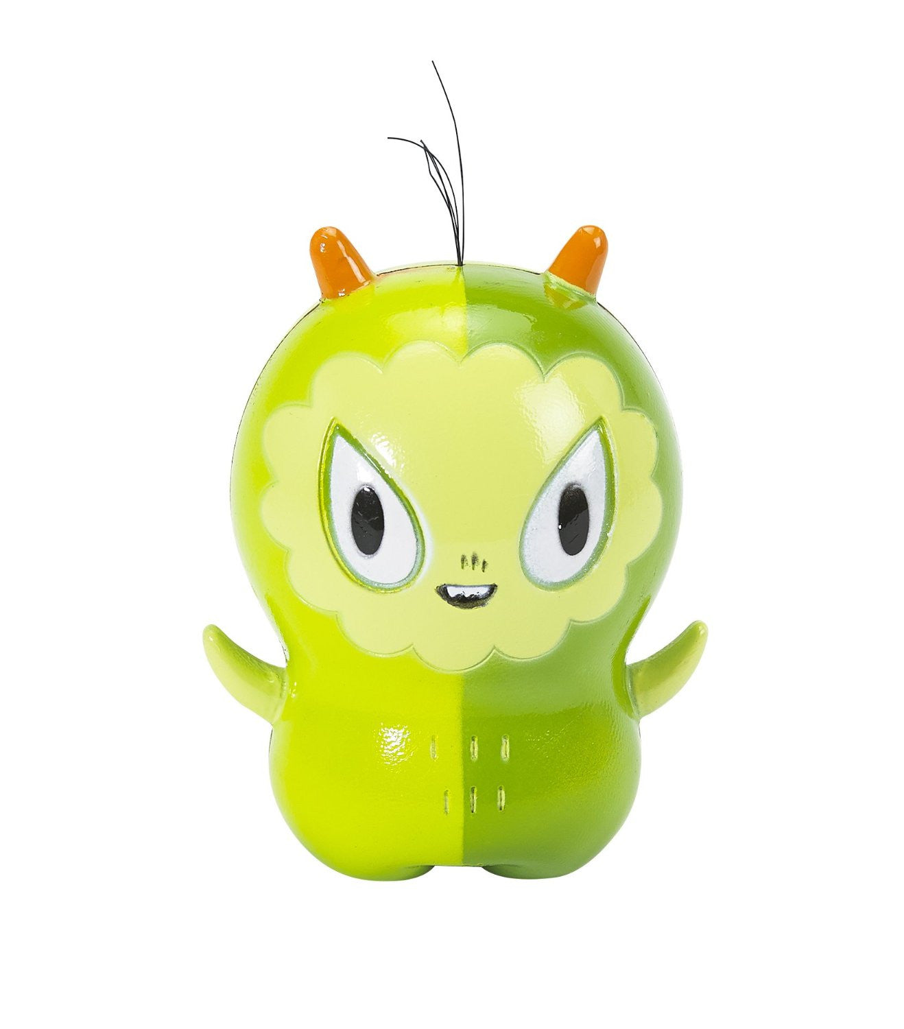Moji Mi Living Emoticon Figure in Green by Little Kids - Off The Wall Toys and Gifts