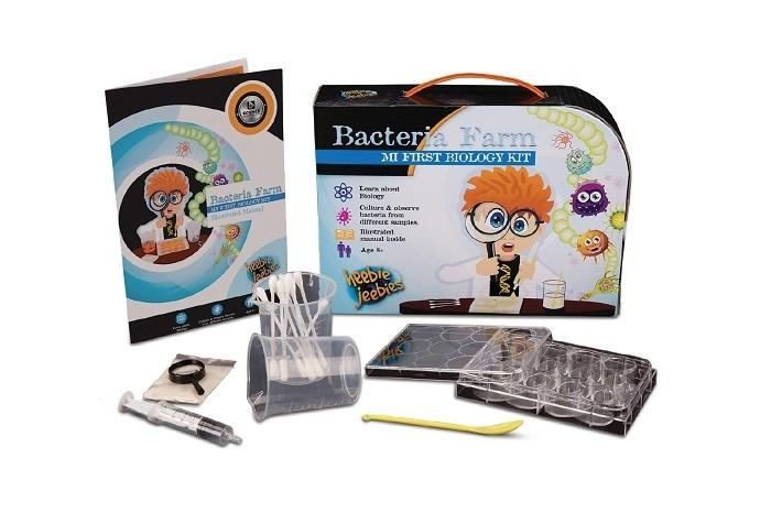 Bacteria Farm - My First Biology Kit - Ages 8+
