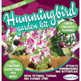 Hummingbird Garden Kit by Dunecraft - Off The Wall Toys and Gifts