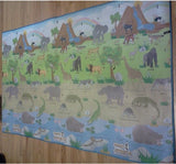 PlaSmart Jungle Trek Play Mat - Off The Wall Toys and Gifts