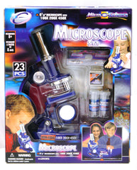23pc Beginner Microscope Set by Phil Seltzer
