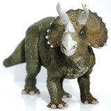 "9"" Long Mature Triceratops - Realistic Dinosaur Replica, by Papo - Off The Wall Toys and Gifts"