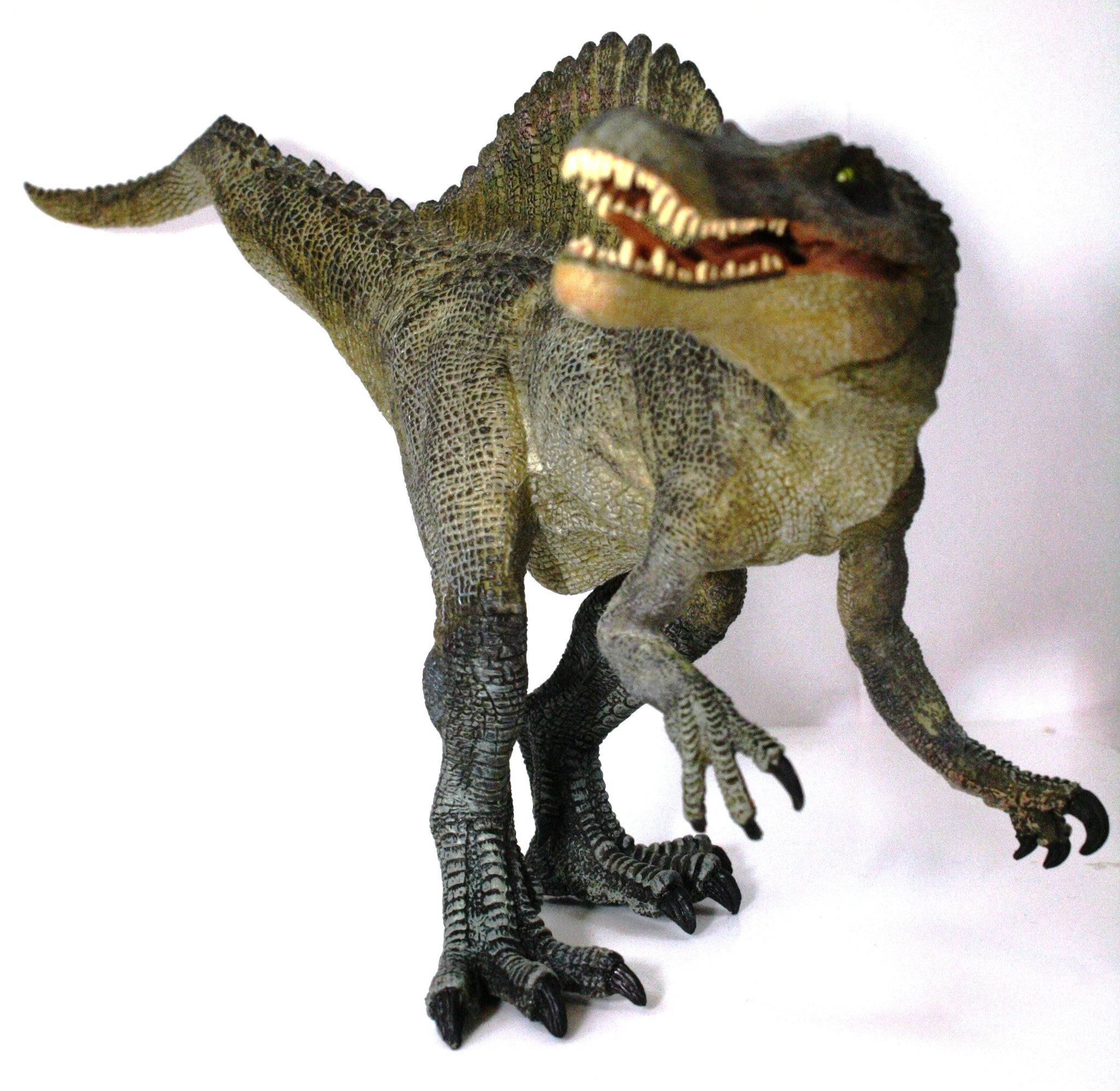 "6.5"" Tall Spinosaurus - Realistic Dinosaur Replica, by Papo - Off The Wall Toys and Gifts"