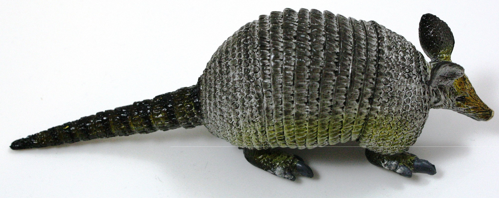 6 Inch Realistic Model Rubber Armadillo Replica - Off The Wall Toys and Gifts