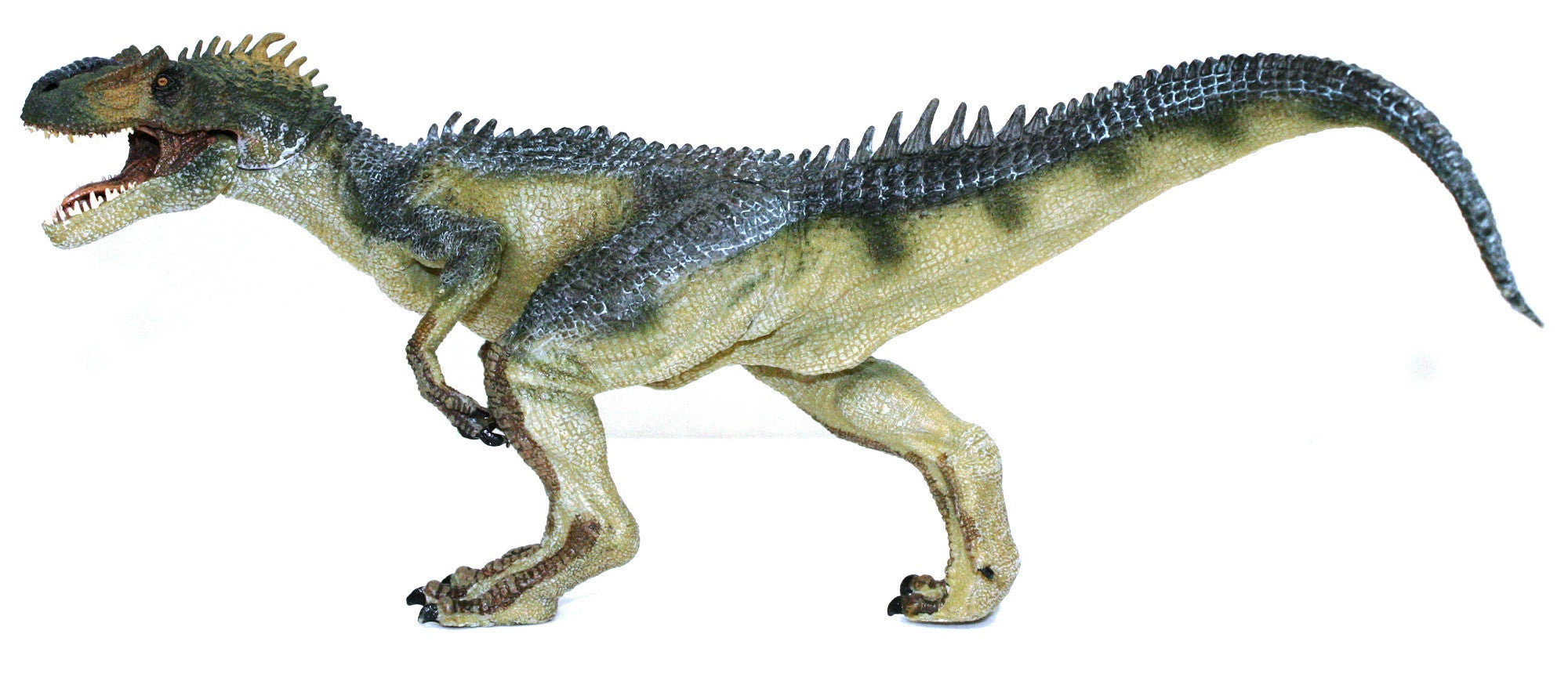 "10"" Long Allosaurus - Realistic Dinosaur Replica, by Papo - Off The Wall Toys and Gifts"