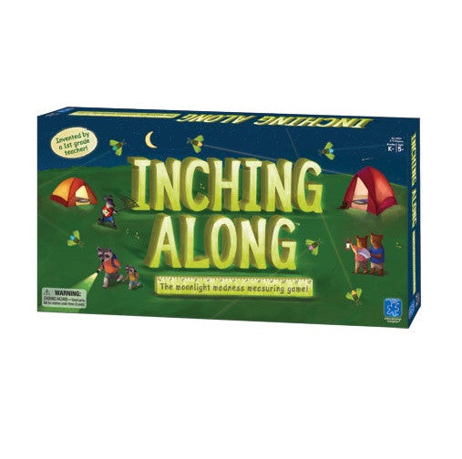 Inching Along:  Moonlight Madness Measurement Game - Off The Wall Toys and Gifts