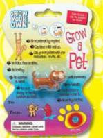 Grow Your Own Pet CAT: Collectible Magic Growing Thing - Off The Wall Toys and Gifts
