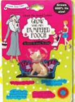 Grow Your Own PAMPERED POOCH Collectible Magic Growing Thing - Off The Wall Toys and Gifts