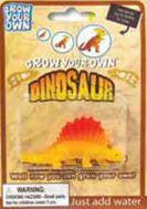 Grow Your Own Dinosaur: Collectible Magic Growing Thing - Off The Wall Toys and Gifts