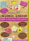 Grow An Organic Garden: Collectible Magic Growing Thing - Off The Wall Toys and Gifts