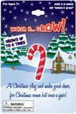 Watch It Grow Candy Cane: Collectible Magic Growing Thing - Off The Wall Toys and Gifts