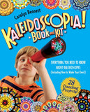 Kaleidoscopia Book & Kit Make Your Own Kaleidoscope - Off The Wall Toys and Gifts