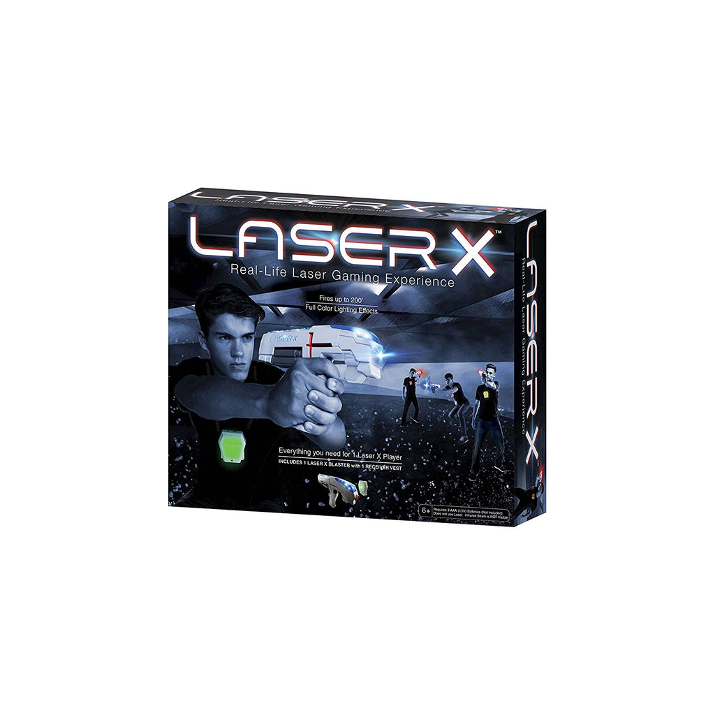 LASER X Single Player Gaming Set