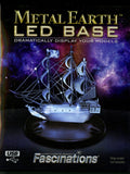 Blue LED Lights Display Base for Metal Earth Models - Off The Wall Toys and Gifts