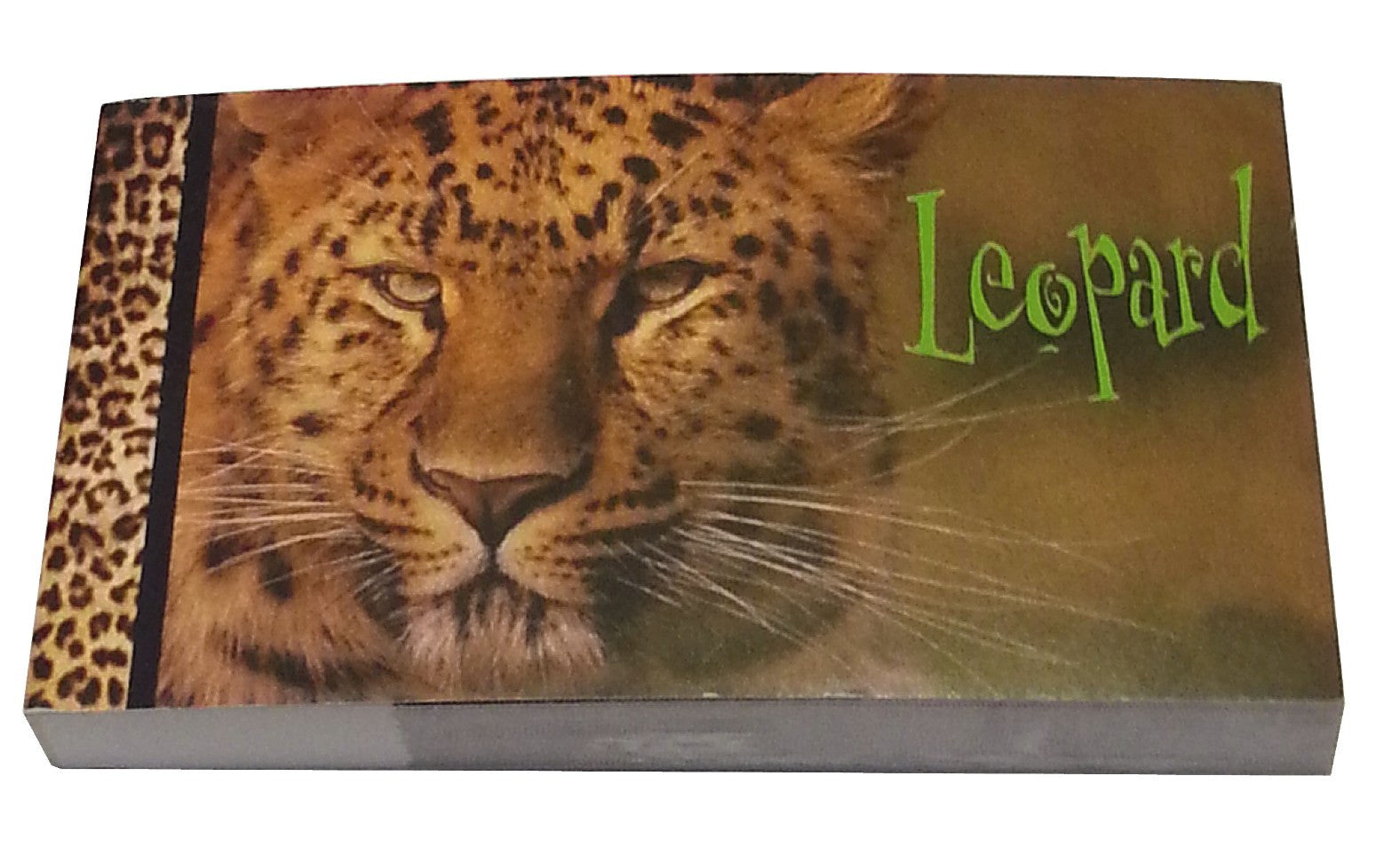 Leopard Flipbook - Off The Wall Toys and Gifts