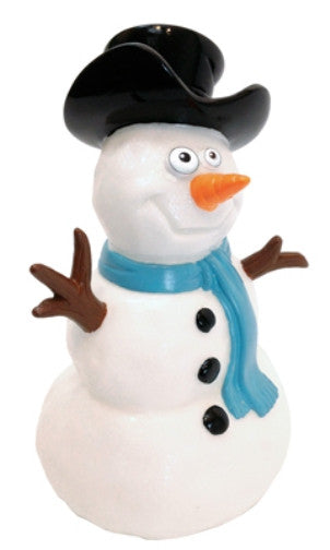 Lil Chill Snowman AniMail 3-D Postcard Collectible Mailer - Off The Wall Toys and Gifts
