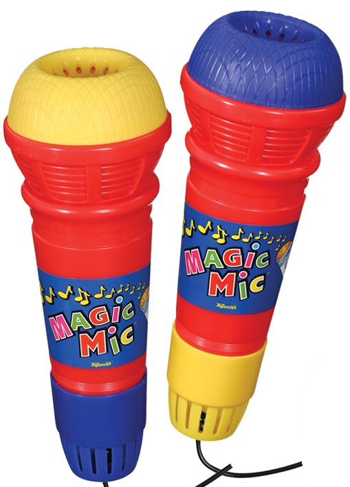 Magic Mic Novelty Toy Echo Microphone-Pack of 2 - Off The Wall Toys and Gifts