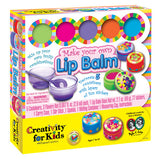 Kids Lip Balm Kit - Make Your Own Lip Balm Kit - Off The Wall Toys and Gifts