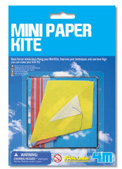 4M Mini Paper Kite by Kidz Labs