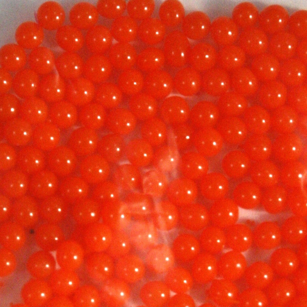 Orange Rainbow Water Beads Growing Polymer Gel Balls-1 Pound - Off The Wall Toys and Gifts